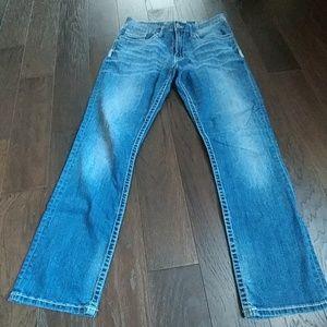 Mens BKE Jake Straight Jeans.